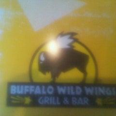 Photo taken at Buffalo Wild Wings by Keri G. on 9/18/2011