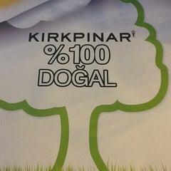 Photo taken at Edirne Kırkpınar Köftecisi by Pinar on 7/31/2012