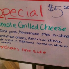 Photo taken at Ranucci's BBQ & Grill by Brandon H. on 5/9/2012
