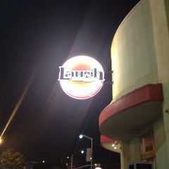 Photo taken at Laugh Factory Long Beach by Chris S. on 3/3/2012