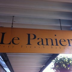 Photo taken at Le Panier by Felice L. on 7/1/2011