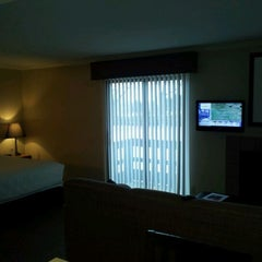 Photo taken at Chase Suite Hotel by Duane L. on 12/4/2011