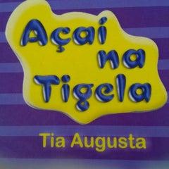 Photo taken at Açaí Aju by Luana A. on 9/2/2012