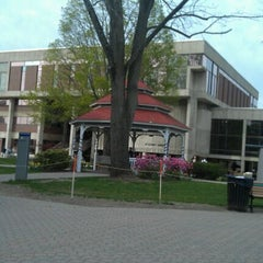 Photo taken at UMass Lowell South Campus by Jay S. on 4/18/2012