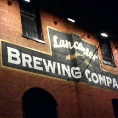 Photo taken at Lancaster Brewing Company by David B. on 12/22/2011