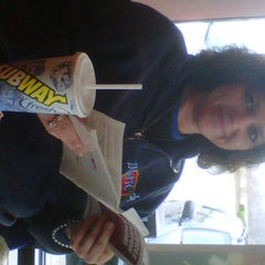 Photo taken at SUBWAY by Corinna A. on 3/14/2011