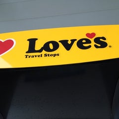 Photo taken at Love's Travel Stop by Alecia O. on 3/8/2012