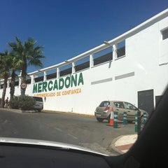 Photo taken at Mercadona by Berta on 8/7/2011