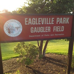 Photo taken at Eagleville Park by Peace A. on 6/9/2012