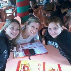 Photo taken at Os Mestres Sanduicheria by Michele S. on 12/10/2011
