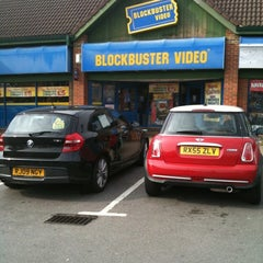 Photo taken at Blockbuster by tony on 3/26/2011