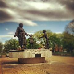 Photo taken at Lincoln Park by Brandon B. on 4/8/2012