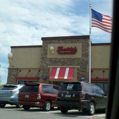 Photo taken at Freddy's Frozen Custard & Steakburgers by Roxanne M. on 8/17/2012