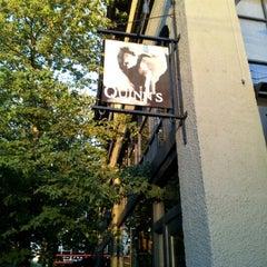 Photo taken at Quinn's Pub by Travis C. on 8/28/2012