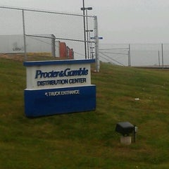 Photo taken at Procter & Gamble Distribution Center by Trucker4Harvick . on 10/12/2011