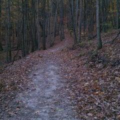Photo taken at Greensfelder County Park by Stephen M. on 10/25/2011