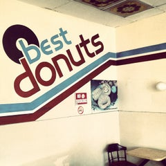 Photo taken at Best Donuts by Mark H. on 3/24/2012