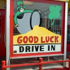 Photo taken at Good Luck Drive In by Patricio B. on 8/20/2011