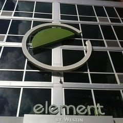 Photo taken at Element Miami International Airport by Rafael A. on 12/17/2011
