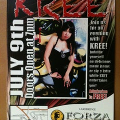 Photo taken at Forza Coffee by Keri M. on 7/10/2011