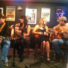 Photo taken at Bluebird Cafe by Glenn Z. on 4/6/2012