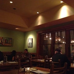 Photo taken at 5th Street Bar & Wood Fired Grill by Christopher R. on 2/15/2012