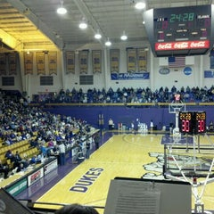 Photo taken at Convocation Center by Alex Z. on 1/29/2012