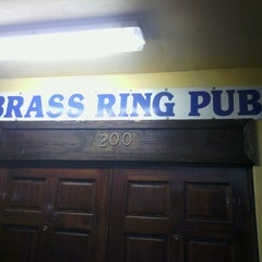 Photo taken at Brass Ring Pub by Karen Q. on 2/19/2012