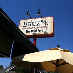Photo taken at Bruxie by Barbara G. on 4/10/2011