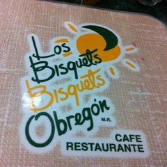 Photo taken at Los Bisquets Bisquets Obregón by Carlos A. on 1/27/2011