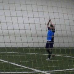 Photo taken at Soccerdome by G'rardo H. on 3/25/2012
