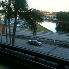 Photo taken at MDT Metrorail - Dadeland North Station by Jide A. on 3/24/2012