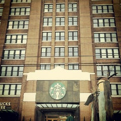 Photo taken at Starbucks HQ by Will F. on 5/19/2012
