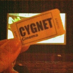 Photo taken at Cygnet Cinema by YesIDoWeddings.com on 7/21/2012