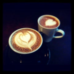Photo taken at Workhouse Coffee by Cafecreate on 4/28/2012