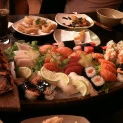 Photo taken at Sushi da Moka by Roberto S. on 9/2/2012