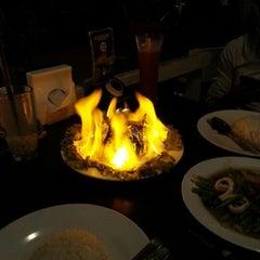 Photo taken at Sukhumvit Restaurant by Gone on 9/5/2012