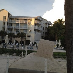 Photo taken at The Reach, A Waldorf Astoria Resort by Brad D. on 9/6/2012