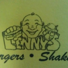 Photo taken at Lenny's Burger Shop by Joshua H. on 3/30/2012