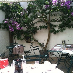 Photo taken at Le Petit Bouchot by Thibault S. on 7/14/2012