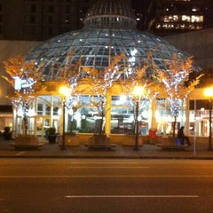 Photo taken at Pacific Centre by Denis F. on 4/7/2012