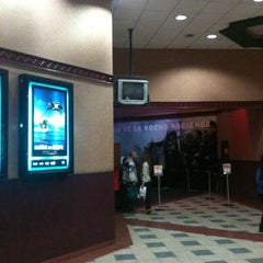 Photo taken at Cinemark by Gonzalo V. on 7/23/2012
