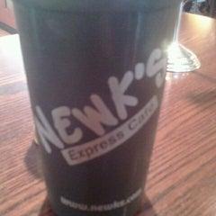 Photo taken at Newk's Express Cafe by Diane W. on 4/29/2012