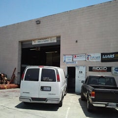 Photo taken at Hirsch Pipe And Supply by Jay B. on 7/6/2012