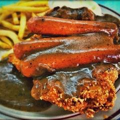 Photo taken at Restoran Mayiang Jaya by ËℓϑᎥĘŠ on 2/19/2012