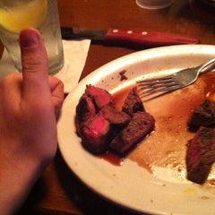Photo taken at Texas Roadhouse by Jamie B. on 2/26/2012