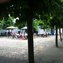 Photo taken at Teaching Hotel Château Bethlehem by Creovate on 6/20/2012
