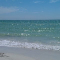 Photo taken at Pass-a-Grille Beach by Ms. R. on 5/6/2012