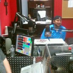 Photo taken at Revocation Radio Studio (http://myrevradio.com) by Keith L. on 5/25/2012