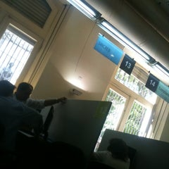 Photo taken at AGIP (Rentas GCBA) by Fer I. on 2/29/2012